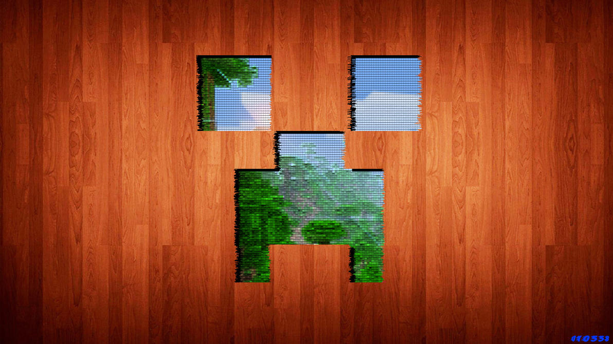 Creeper Wallpaper (2) by 010558 ...