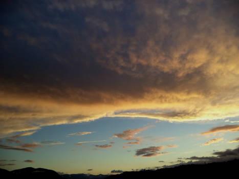 Sky Holds the Secret