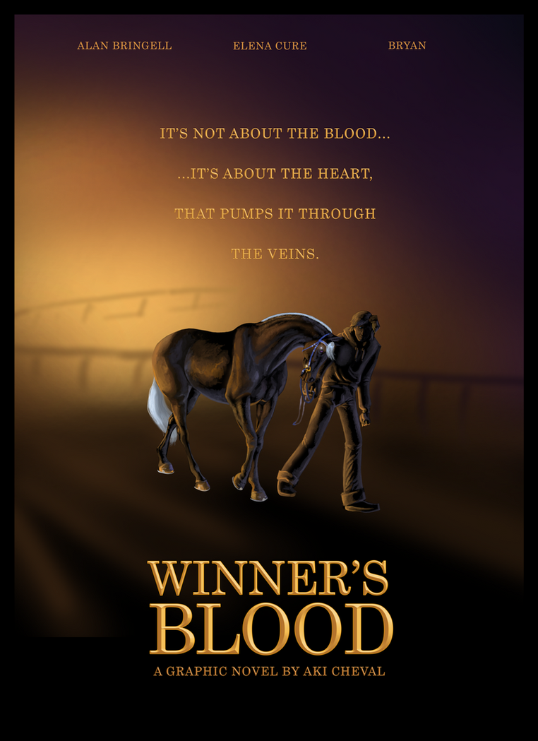 Winner's Blood by AkiCheval