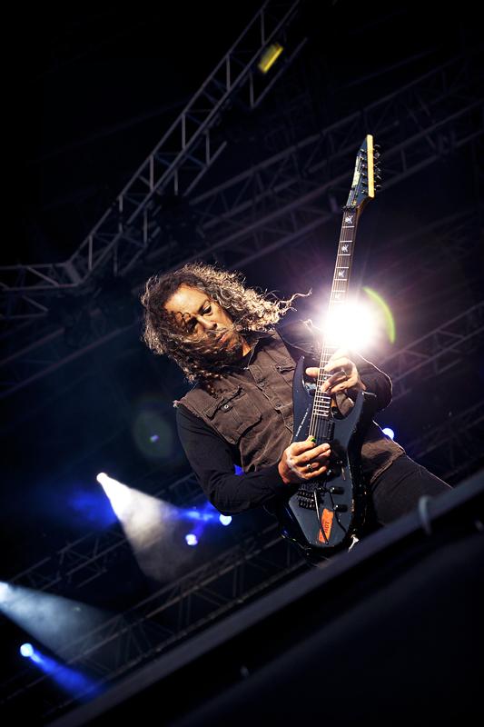 Kirk Hammet by Juzma