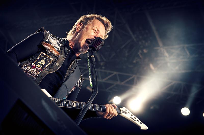 James Hetfield by Juzma