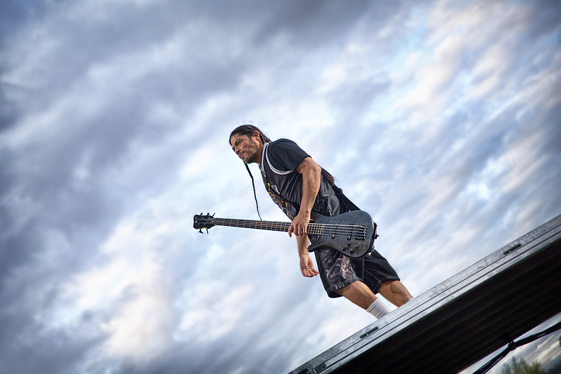 Robert Trujillo by Juzma