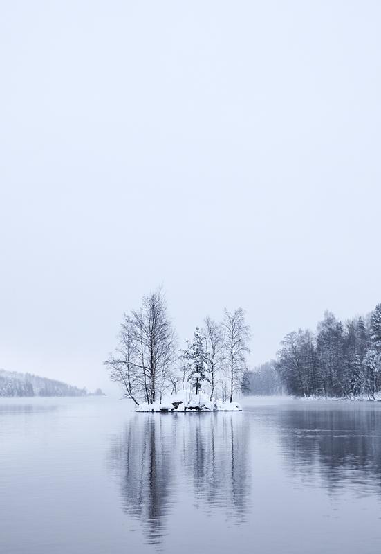 Winter by Juzma
