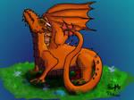 Comic Dragon