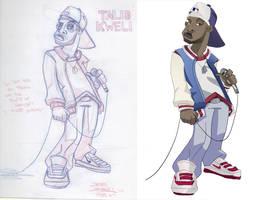 OneForHip-Hop: Talib Kweli by DirtyDre