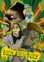 The Black Eyed Peas by DirtyDre