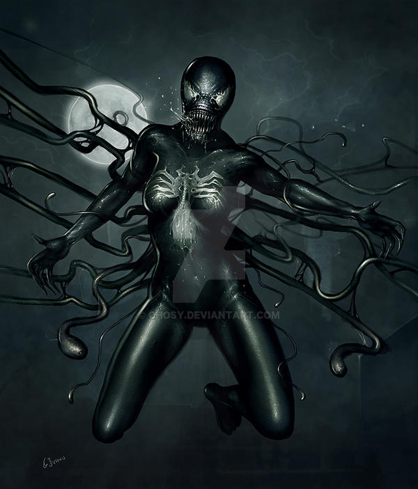 Venom Female by Chosy