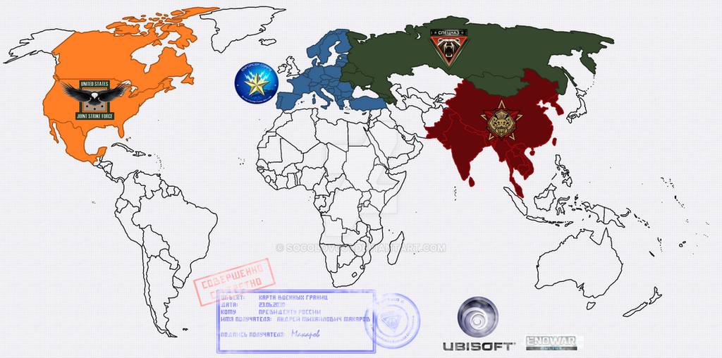 Endwar online world map by socolov001 on deviantart endwar online world map by socolov001 publicscrutiny Choice Image