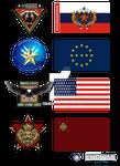 Endwar Online Factions