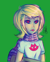 Roxy by ghostlycrab