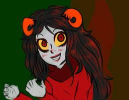 0u0 by ghostlycrab