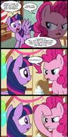 Comic - Pinkie's Ultimate Secret (Commission)