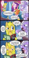 MLP Comic - Everypony Hates Flash (Commission)