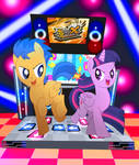 MLP - Flash VS Twilight
