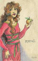 Ragnell sketch by Sigune