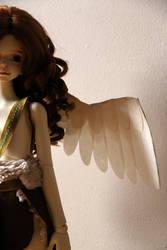 Winged Gwalchmei 1 by Sigune