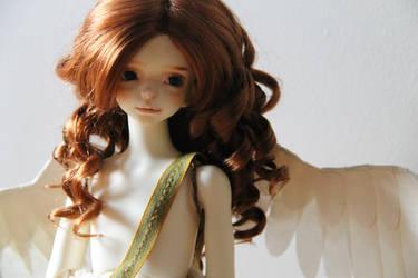 Winged Gwalchmei 2 by Sigune