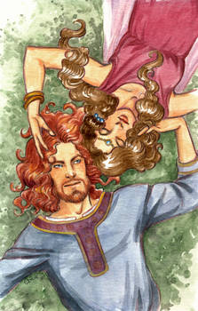 Spring (Gawain and Ragnell)