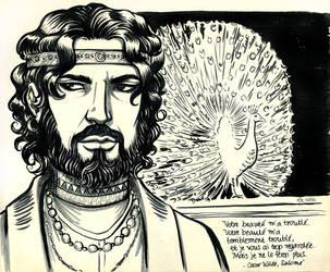 Herod (Inktober) by Sigune