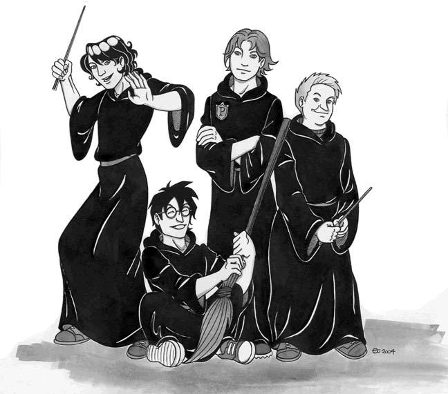 The Marauders by Sigune