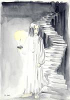 Famous Grey Nightshirt by Sigune