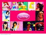 Official Disney Princess Line Up