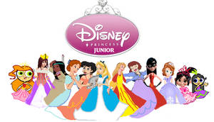 Junior Disney Princess (new version)