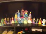 My Disney Princess/Heroines figurine collection
