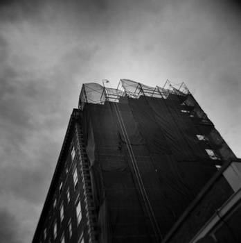 The Hawthorne Hotel by Frannister