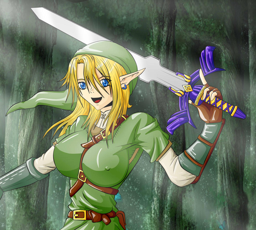Female Link And Dark Link Favourites By Starfighter364 On