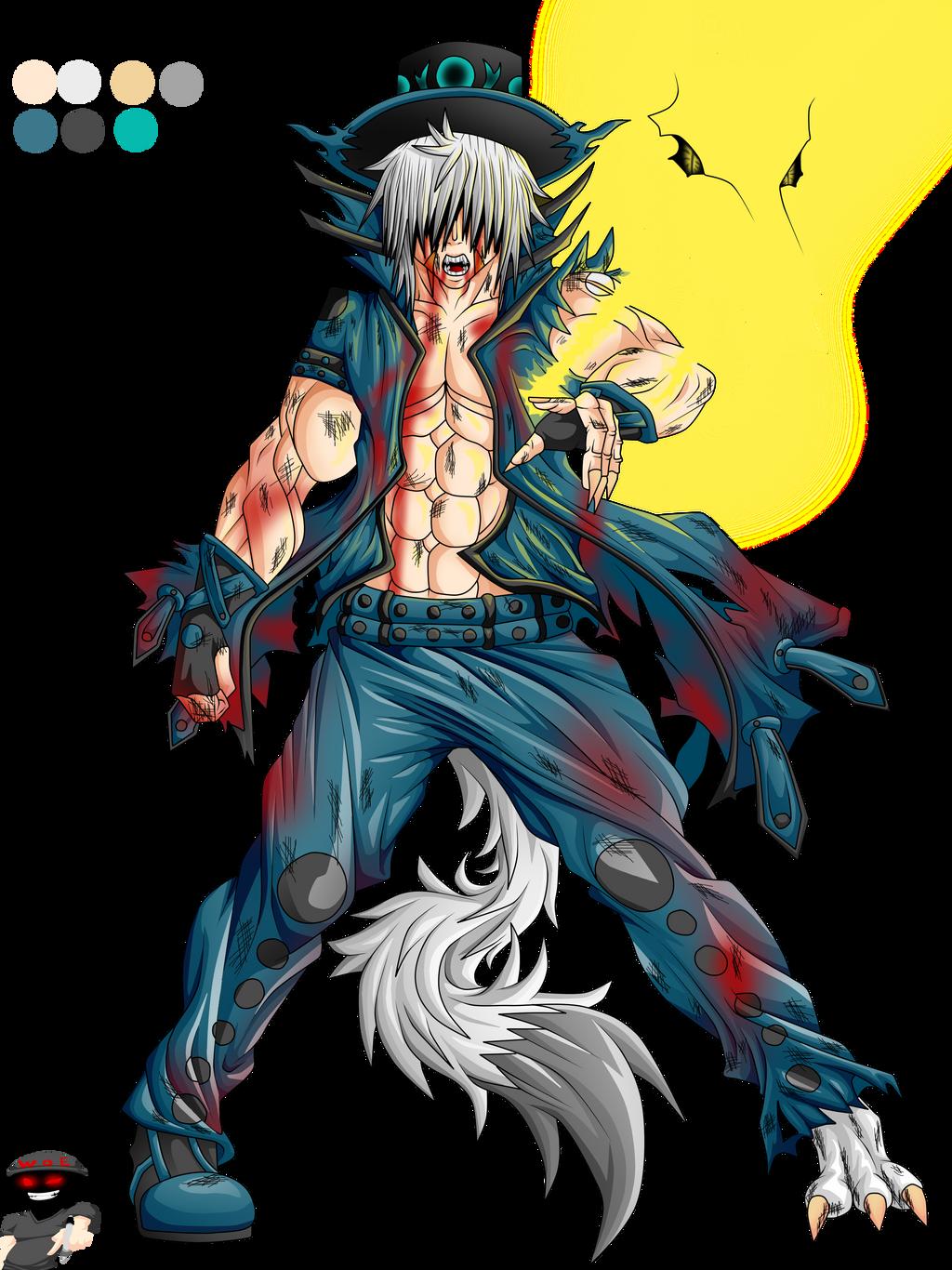 Gorgoylova kuca Juan_the_electric_wolf_man_by_war_off_evil-d6wlqkn