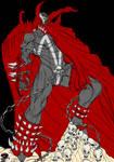 Spawn color sketch by War-Off-Evil