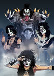 KISS ARMY MAG cover