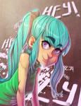 Hey by eL-HiNO