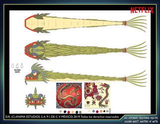 Legend Quest Unused Dragon