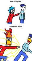Poking
