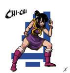 Feisty Chichi