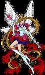 Sailor Moon Supreme Form by enkeli19