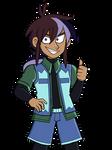 Yu-Gi-Oh character fusion