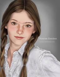 Primrose Everdeen by aungor