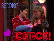 Seddie- Check? by BlackOnyxPersephone