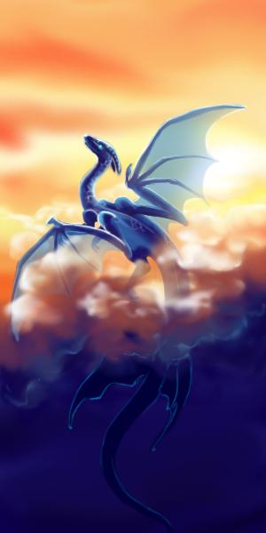 Flight Rising by necrisidragon