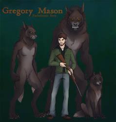 Gregory Mason by akaScratch