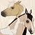 pony heads for palominobuckskin by nadelkissen