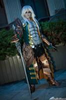 Castlevania: Lords of Shadow 2- Blood is Power by FyreGothChylde