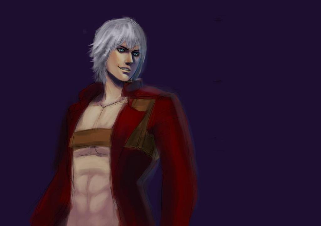 Color Practice: Dante by chaulenba
