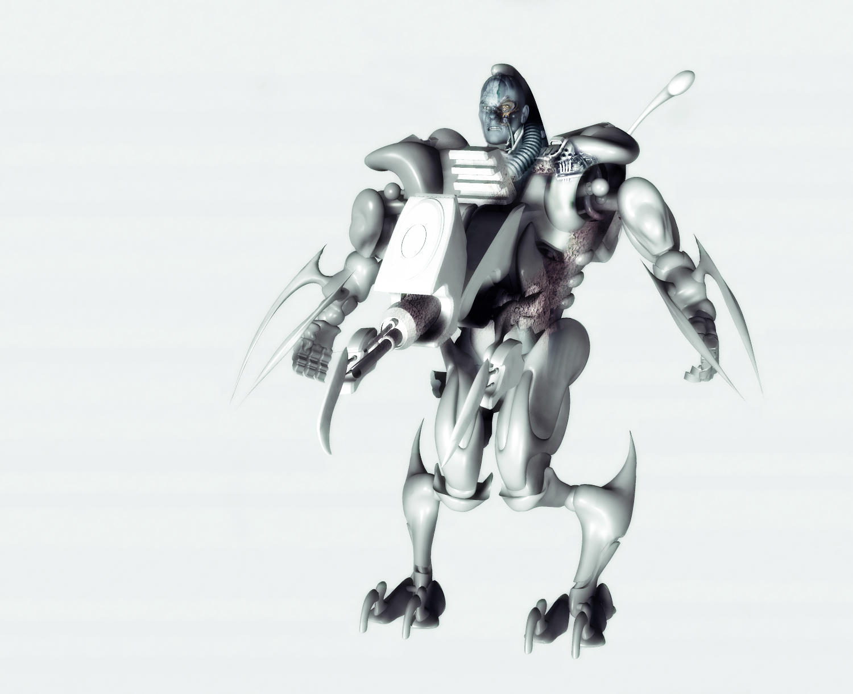 -Exorobotics- by exorist