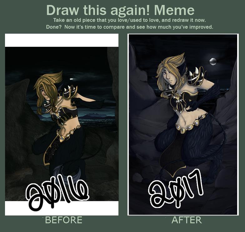 Draw This Again Meme [Syrith]