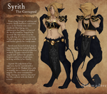 Syrith Reference Sheet