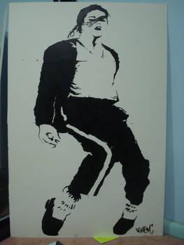 MJ STENCIL